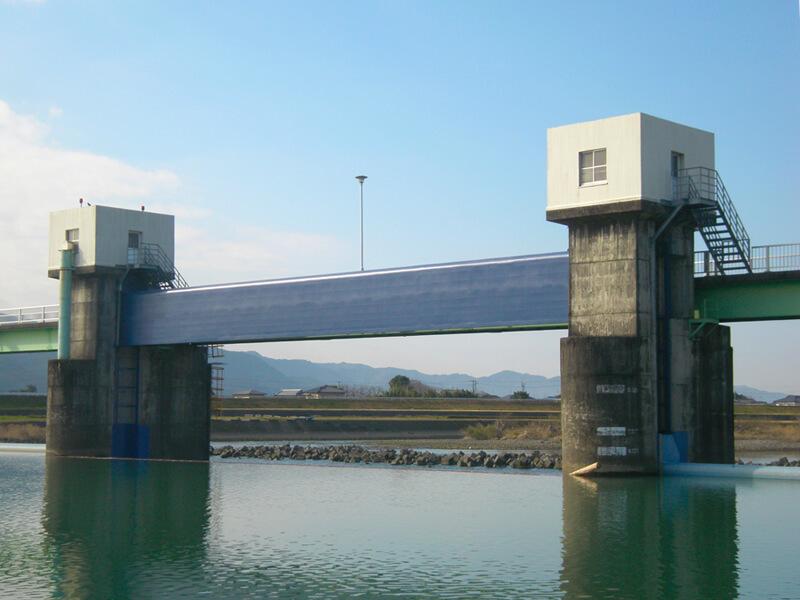 球磨川堰2号ゲート
